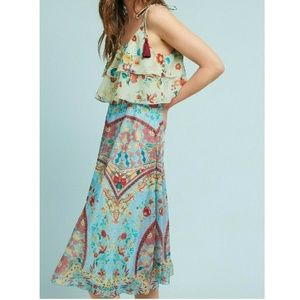 Eros Kerchief Dress by Hemant & Nandita $228 Sz S